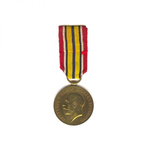 Allied Subjects Medal 2
