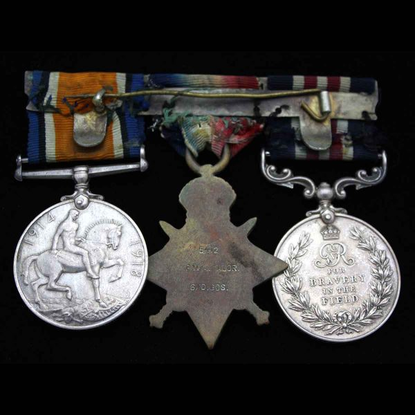 Military Medal 6th Dragoon Guards 2
