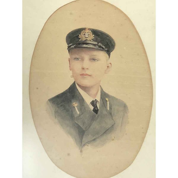 Jutland Casualty to 16 year old Midshipman 3