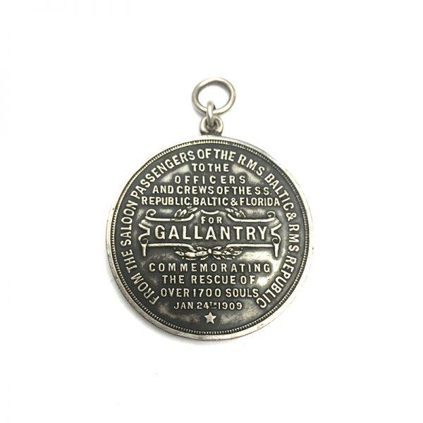 CQD Medal 1909 2
