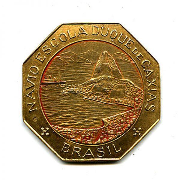 Naval School Duque De Caxais Voyage of Instruction of the Marine Guards... 1