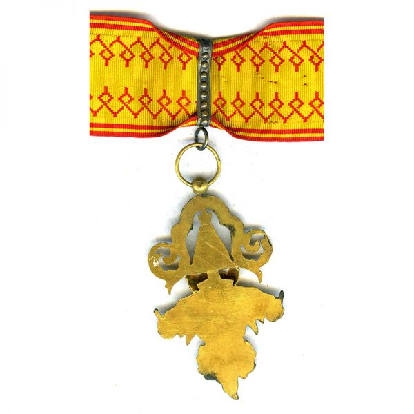 Laos Order of the  Million Elephants Commander 2