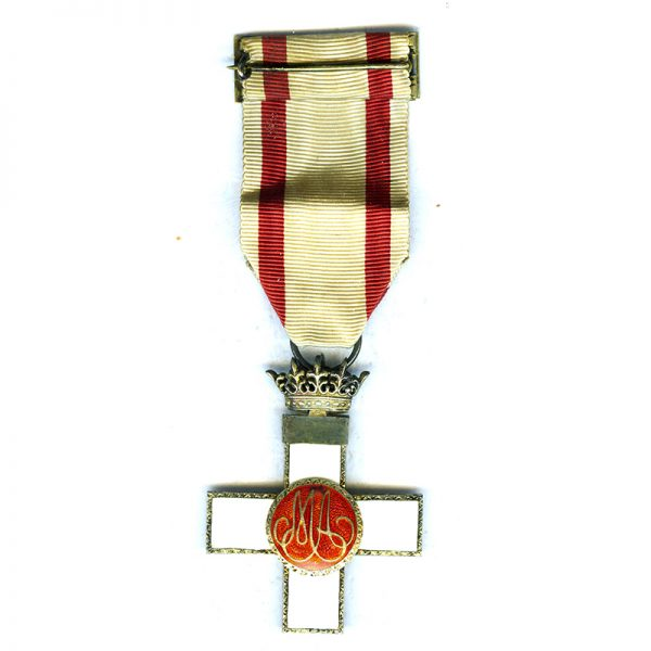 Air Force  Merit Order Knight Franco   White enamel 2