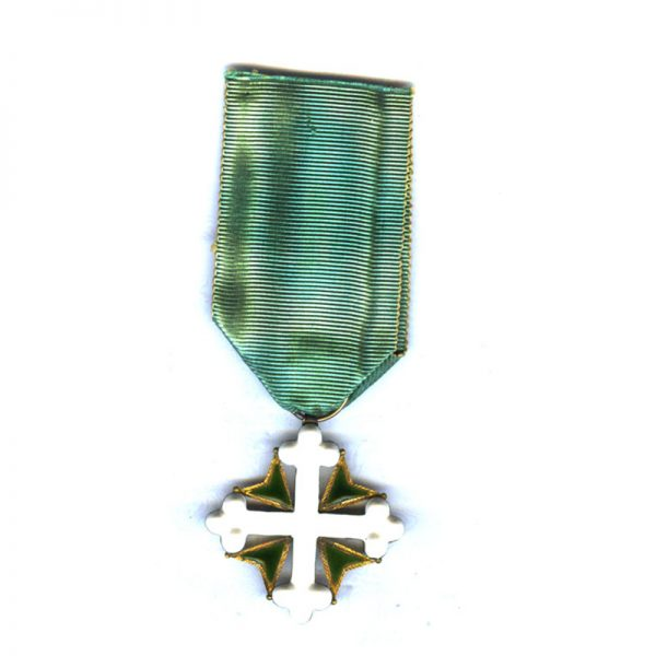Order of Lazarus Knight without crown  in gold (L26010)  N.E.F. £165 1