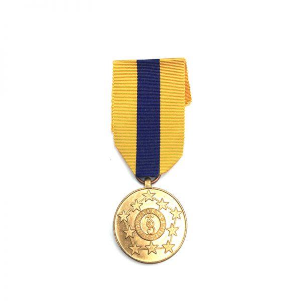Garda Siochana Jubilee medal 1922-72(L27371)  N.E.F. £65 1