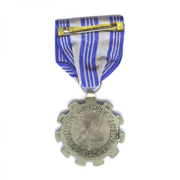 Air Force   Meritorious Aheievement	(L27521)  G.V.F. £30 2