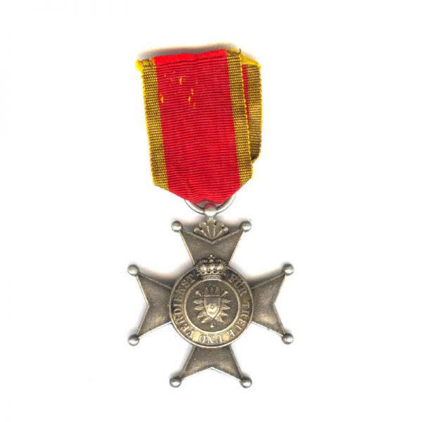 House Order Silver Merit Cross 1869-1918 1