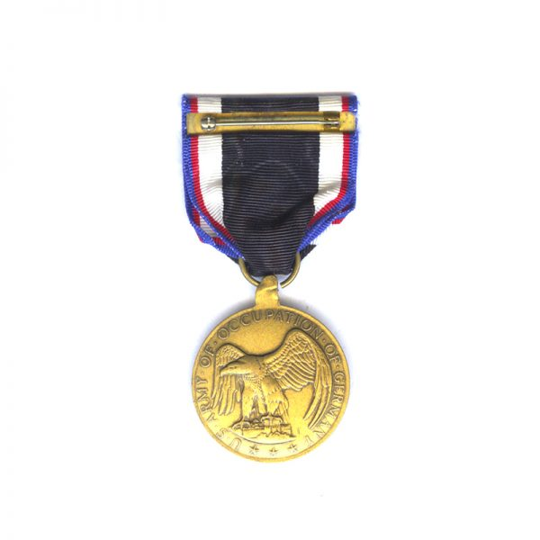 Pershing Medal Army of Occupation 	(L27917)  G.V.F. £45 2
