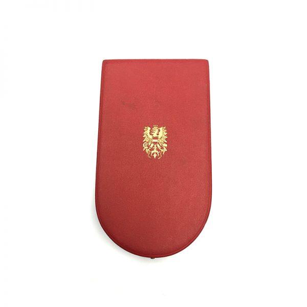 Republic Order of Merit Type II 1952 Commander  neck badge  superb heavy... 3