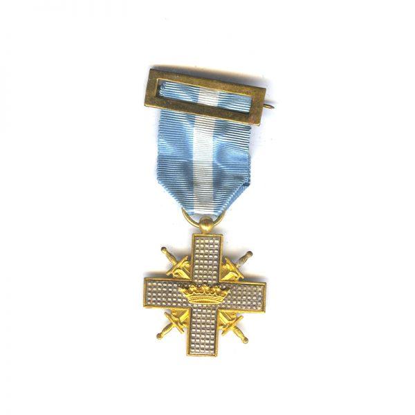 War Cross 1937  with original buckle (L28029)  N.E.F. £95 1