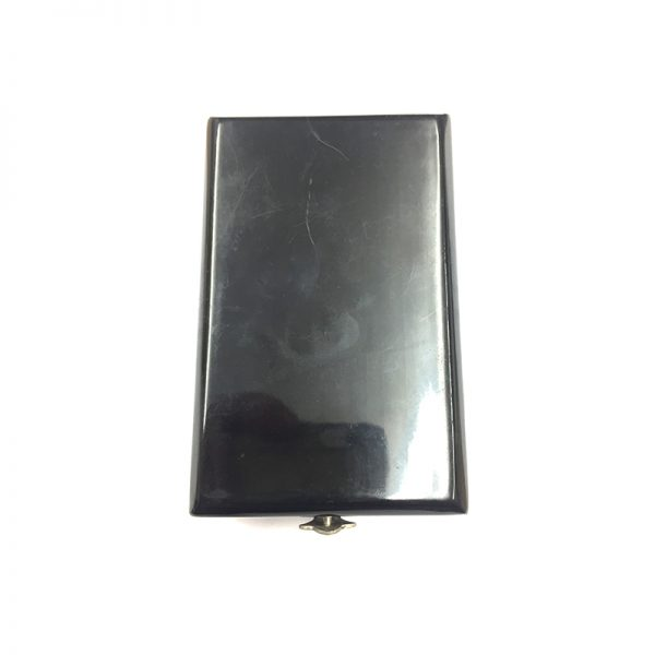 Order of Sacred Treasure 6th Class in fitted embossed black lacquer case 4