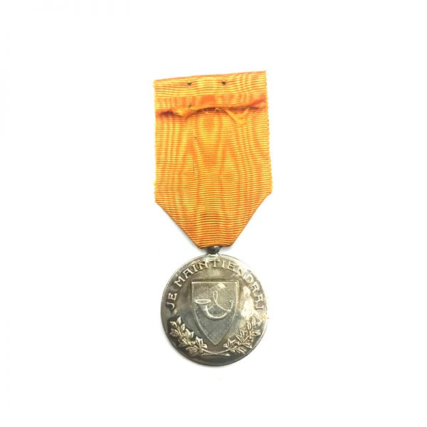 Family House Order of Orange silver medal of Merit 2