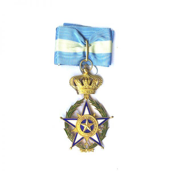 Order of the Star of Africa (Belgian Congo 1888) Commander 1