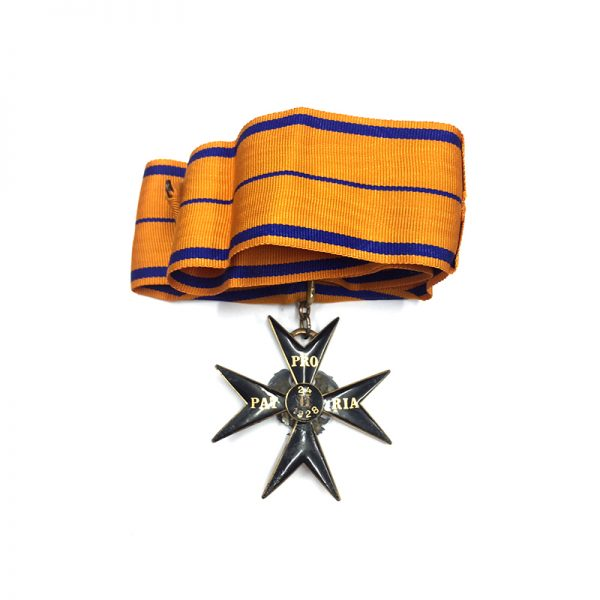 Order of the Eagle Cross Commander 2