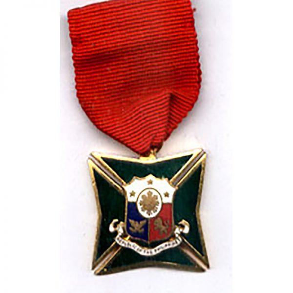 Long Service medal 1