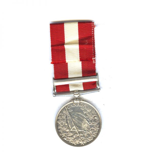 Canada General Service Medal 2