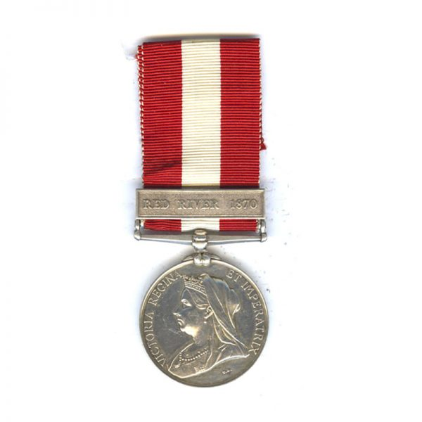 Canada General Service Medal 1