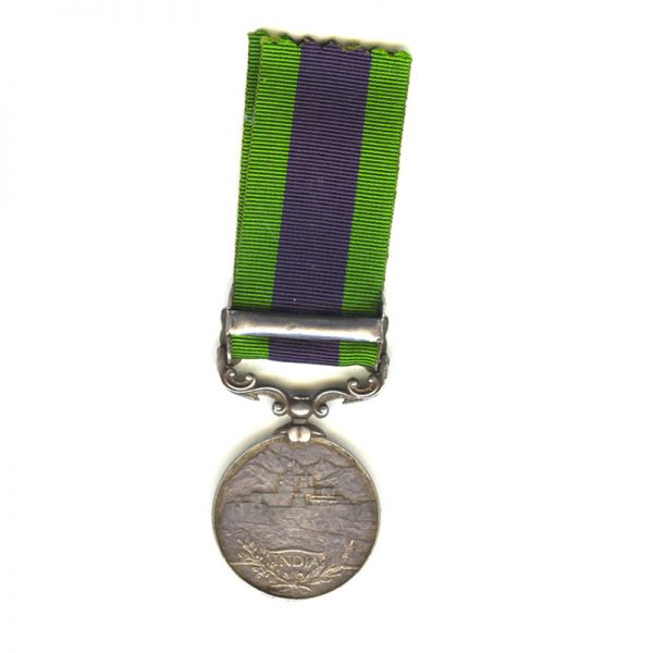 India General Service 1908 2