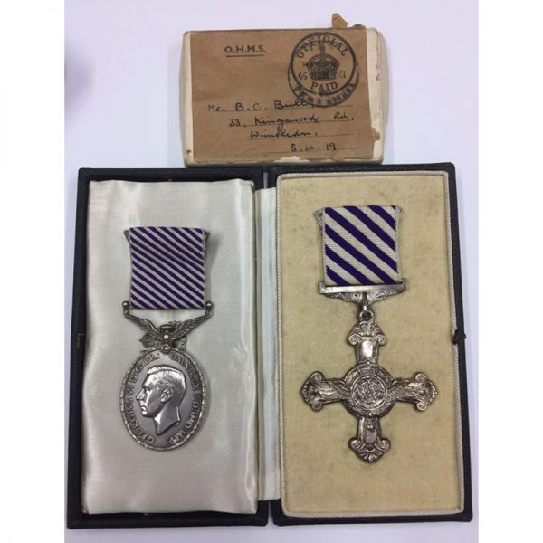 Distinguished Flying Cross GVI 1