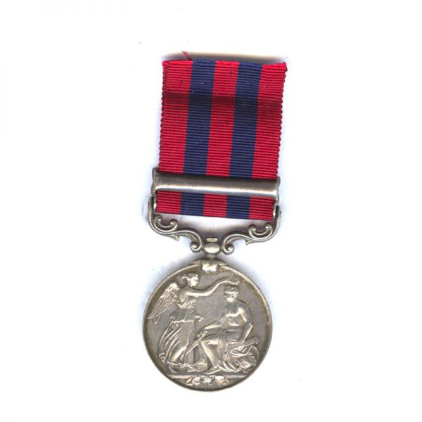 India General Service Medal 1854 2