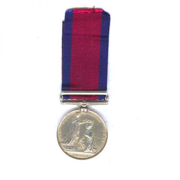 Military General Service 2
