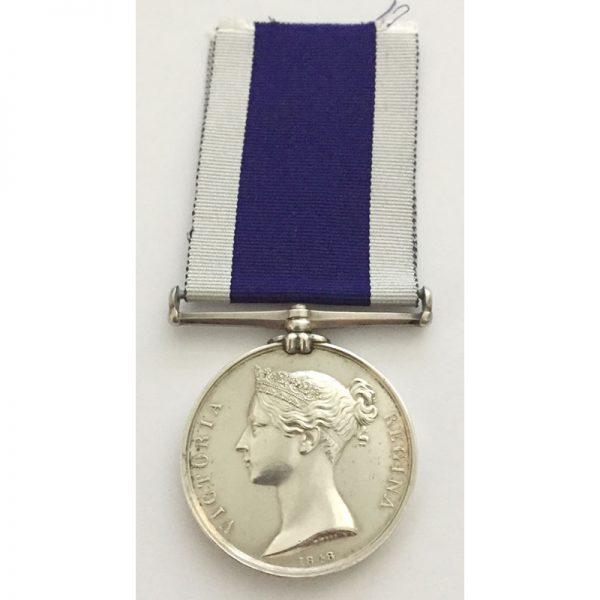 Royal Navy Long Service & Good Conduct 1