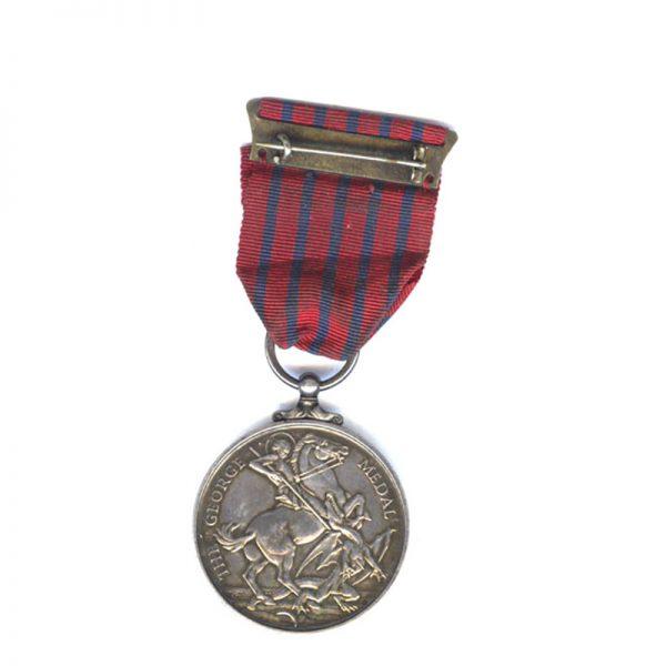 George Medal 2