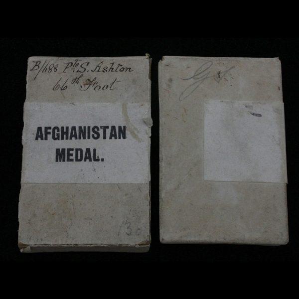 Afghanistan 1878-80 3
