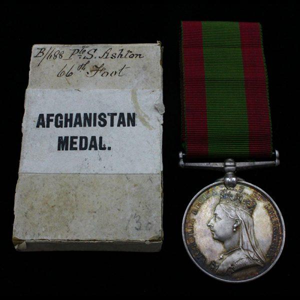 Afghanistan 1878-80 1