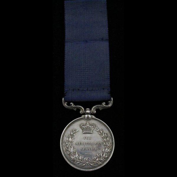 Royal Marines Meritorious Service Medal 2