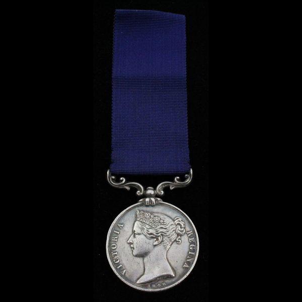 Royal Marines Meritorious Service Medal 1