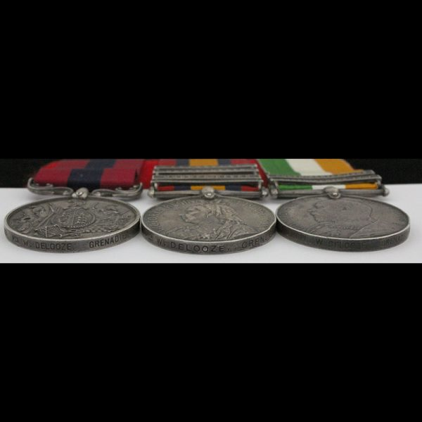 Distinguished Conduct Medal 3
