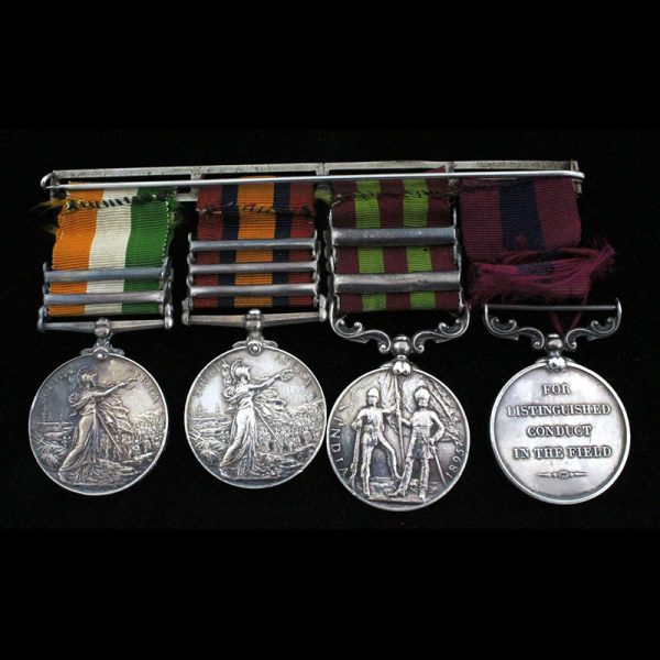 Group of 5: Distinguished Conduct Medal 2