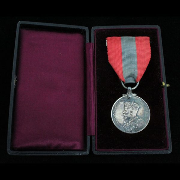 Group of 5: Distinguished Conduct Medal 3