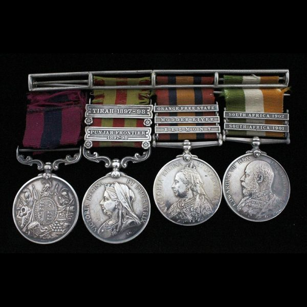 Group of 5: Distinguished Conduct Medal 1