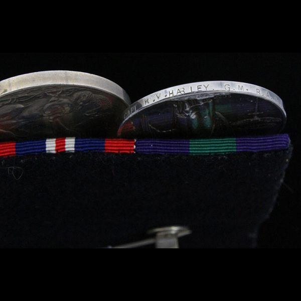 George Medal (GVI) 4