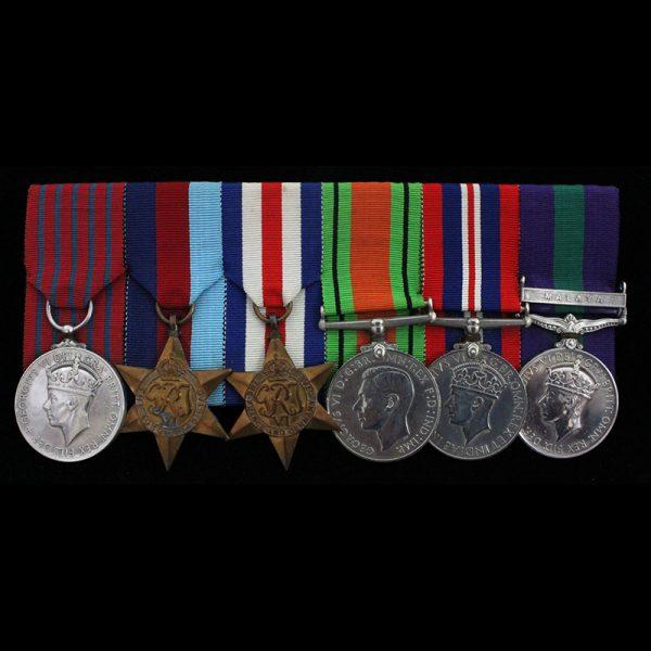 George Medal (GVI) 1