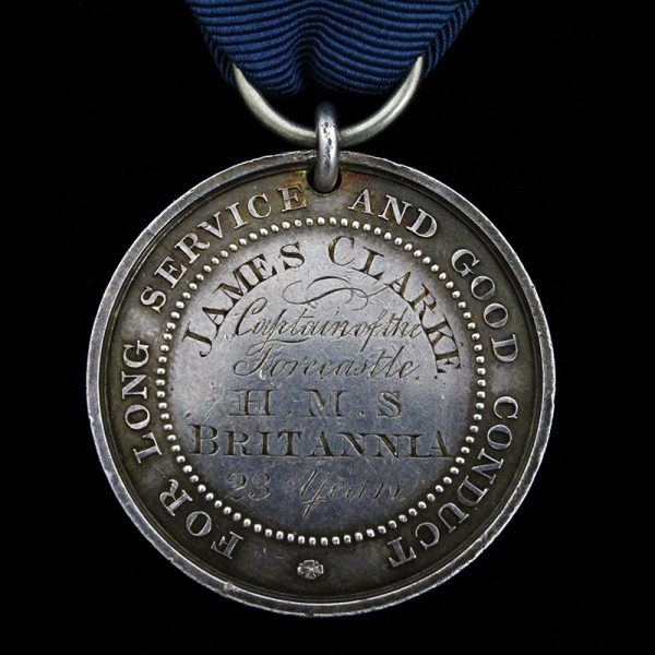 Naval Long Service & Good Conduct Medal 2