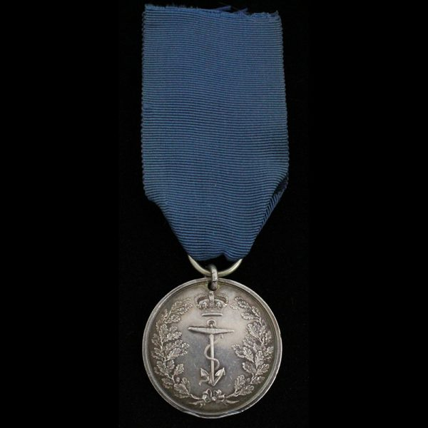 Naval Long Service & Good Conduct Medal 1