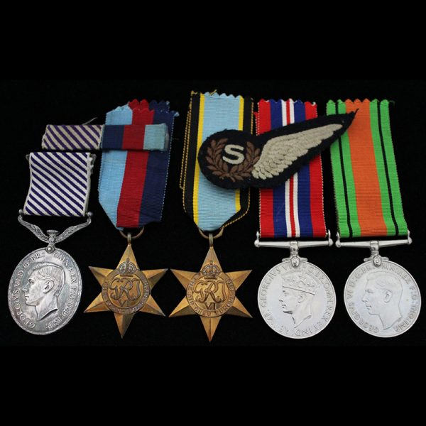 Distinguished Flying Medal 1