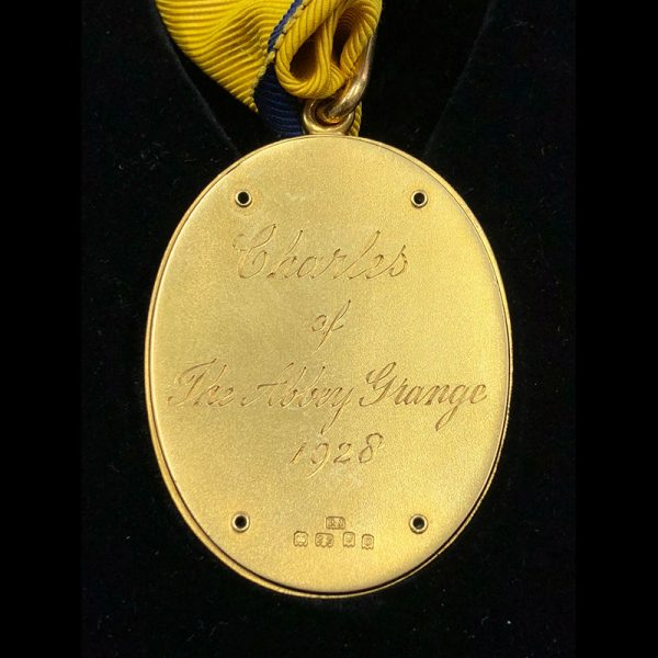 Baronet's Badge 22ct Gold 2