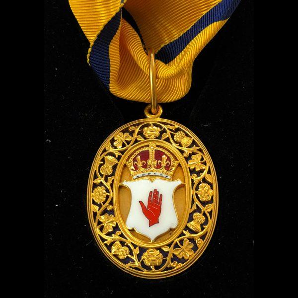 Baronet's Badge 22ct Gold 1
