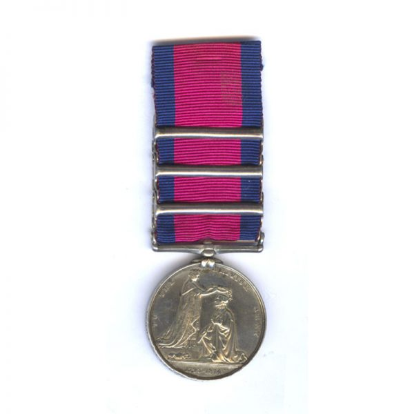 Military General Service Medal 1798-1848 2