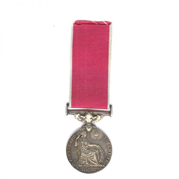 British Empire Medal 1