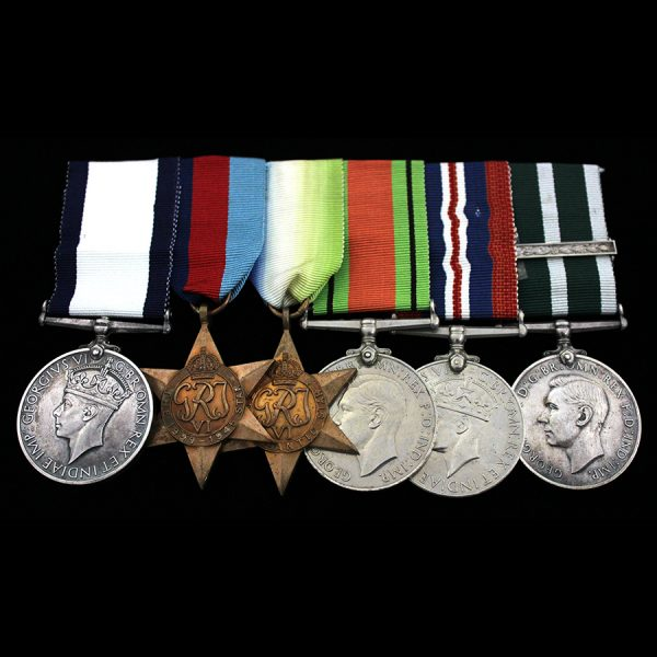 Conspicuous Gallantry Medal 1