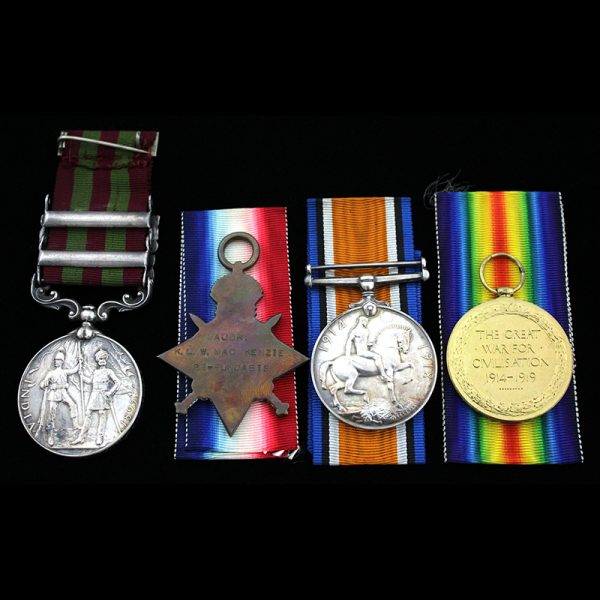 India General Service Medal 1895 2