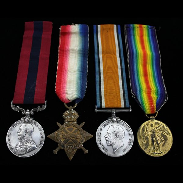 Distinguished Conduct Medal 1