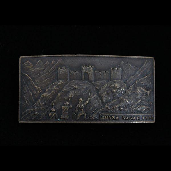 Hunza Naga Badge 1