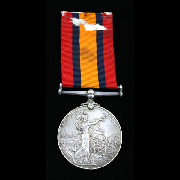 Queen's South Africa Medal 2