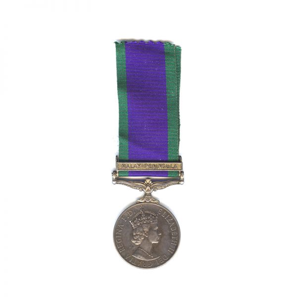 Campaign Service Medal 1